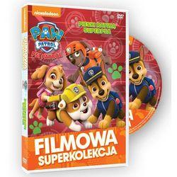Psi Patrol. Filmowa superkolekcja. Pieski ratują superpsa z kategorii Pakiety filmowe