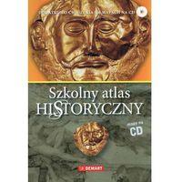 Szkolny atlas historyczny z płytą CD (9788374277815)