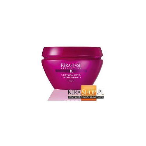 Kerastase Chroma Riche Masque Maska rozświetlająca pasemka 200ml - produkt z kategorii- odżywki do włosów
