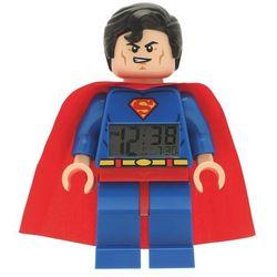 Lego 9005701 budzik super heroes superman