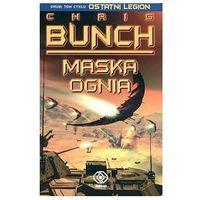 MASKA OGNIA OSTATNI LEGION 2 Chris Bunch (8373013962)