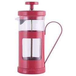 La cafetiere - zaparzacz monaco 1l czerwony