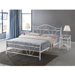 Łóżko denver biały marki Signal
