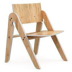 Krzesło dziecięce lilly's, natualny/biały- we do wood marki Wedowood