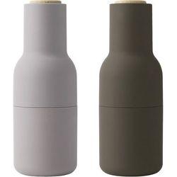 Młynki do soli, pieprzu, przypraw Bottle Grinder Menu khaki, beż (4418459), 4418459
