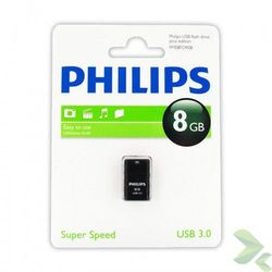 Philips Pendrive USB 3.0 8GB - Pico Edition - sprawdź w wybranym sklepie