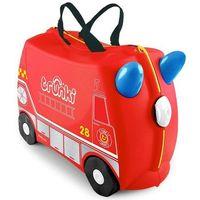 Trunki, Wóz strażacki Frank, jeżdząca walizeczka, towar z kategorii: Walizeczki