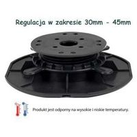 Wspornik tarasowy pod legar lub płyty (stopa, podpora) - DDP 30mm-45mm