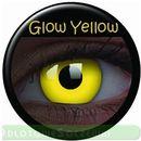 Maxvue vision Glow yellow, 2 szt. + płyn60ml