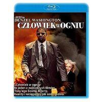 Człowiek w ogniu (Blu-Ray) - Scott Tony