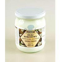 Olej kokosowy virgin tłoczony na zimno 450ml  marki Biooil