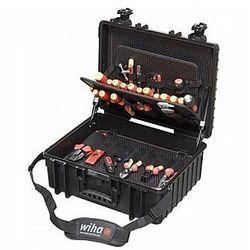 Wiha zestaw narzędzi w walizce dla elektryka xl zestaw mieszany, 80-cz. w skrzynce narzedziowej (40523) (4010995405236)
