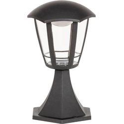 Lampa zewnętrzna Rabalux Sorrento 8127 słupek ogrodowy IP44 1x8W LED czarny mat