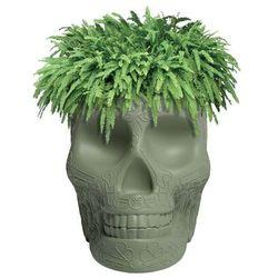 Qeeboo mexico planter zielony 70007ge, 70007GE