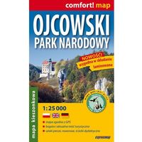 Ojcowski Park Narodowy Mapa Kieszonkowa 1:25 000, rok wydania (2013)