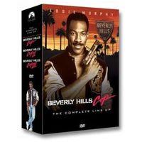 Gliniarz z Beverly Hills - Trylogia (3xDVD) - Martin Brest, John Landis, Scott Tony
