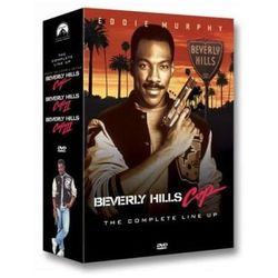 Gliniarz z Beverly Hills - Trylogia (3xDVD) - Martin Brest, John Landis, Tony Scott z kategorii Pakiety filmow