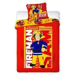 Pościel dla dzieci 160x200 strażak sam 004 marki Faro