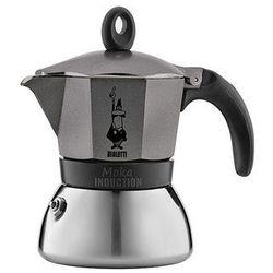 Bialetti moka induction antracyt kawiarka 6 filiżanek 240 ml indukcja marki Bialetti / kawiarki / mokka induction