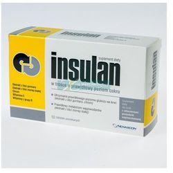Insulan 60 tabletek (artykuł z kategorii Preparaty na poziom cukru)