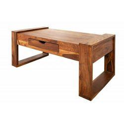 INVICTA stolik kawowy BIG MARKANT 100 cm - sheesham, drewno naturalne