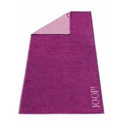 Ręcznik 150x80 cm soft flower doubleface fioletowy marki Joop!