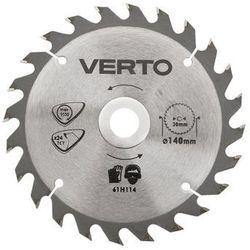 Tarcza do cięcia VERTO 61H142 350 x 30 mm do pilarki widiowa (5902062633545)