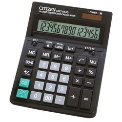 Citizen Kalkulator sdc-664s
