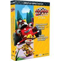 Rajdek mała Wyścigówka. Box. DVD z kategorii Filmy animowane