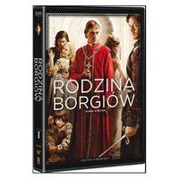 Rodzina Borgiów - sezon 1 (3xDVD) - Neil Jordan