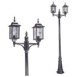 Elstead Zewnętrzna latarnia wexford wx8  lampa stojąca oprawa ogrodowa ip43 outdoor srebrna