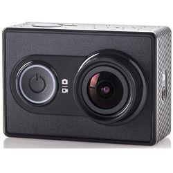 Kamera Xiaomi Yi Action Full HD - akn sportovn kamera, ern - Yiaction Darmowy odbiór w 19 miastach! z kategor