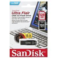 Dysk usb 3.0 ultra flair 128 gb od producenta Sandisk