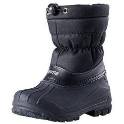 Śniegowce Reima NEFAR czarne zima 2016/17 z kategorii Pozostała moda i styl