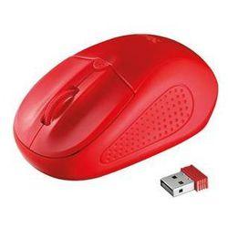 Mysz  primo wireless (20787) czerwona marki Trust