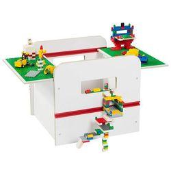 KLOCKI LEGO SKRZYNIA DLA DZIECI POJEMNIK REGAŁ, 5616