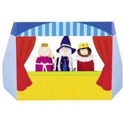 Kukiełki do zabaw w teatr - zabawki dla dzieci - produkt z kategorii- pacynki i kukiełki