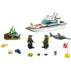 60221 JACHT (Diving Yacht) KLOCKI LEGO CITY