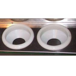 Pro eco solutions ltd. Uchwyt rury próżniowej 47 mm. (systemy bezciśnieniowe)