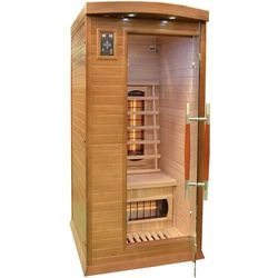 Sauna na podczerwień z koloroterapią dh1 gh marki Home&garden