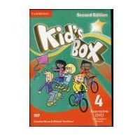 Kid's Box Second Edition 4 Interactive DVD (NTSC) with Teacher's Booklet (9781107655645)