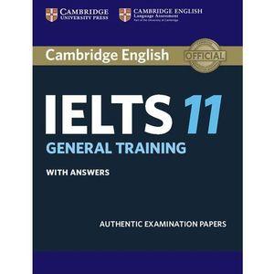 Cambridge IELTS 11 General Training Student's Book with answers, praca zbiorowa
