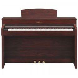 Yamaha CLP-545 M pianino cyfrowe machoń - produkt z kategorii- Fortepiany i pianina