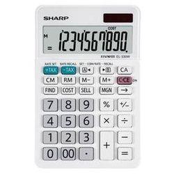 Kalkulator el-330w (el330w) biała marki Sharp