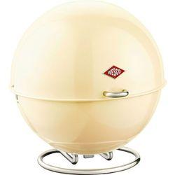 Wesco Pojemnik na pieczywo beżowy superball (223101-23) (4004519034279)