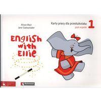 English With Ellie 1 Karty Pracy Dla Przedszkolaka Z Płytą Cd, oprawa miękka