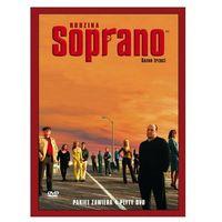 Rodzina Soprano, sezon 3 (4xDVD) - Daniel Attaias, Jack Bender (7321909251397)