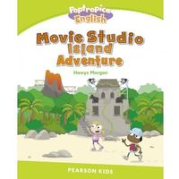 Penguin Kids 4 Movie Studio Island Adventure Reader, Morgan, Hawys