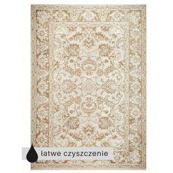 :: dywan tebriz cream 160x230cm - beżowy marki Carpet decor