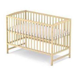Drewniane łóżeczko dla dziecka  arco borovice, marki Baby sky